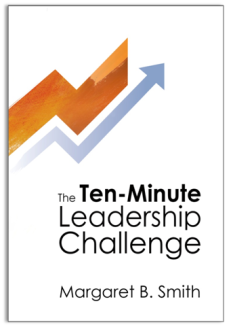 The Ten-Minute Leadership Challenge Book