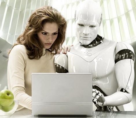 on the job robot