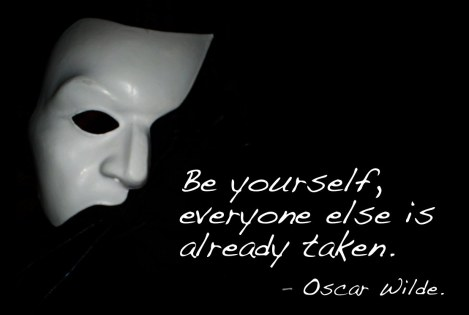 be yourself oscar wilde