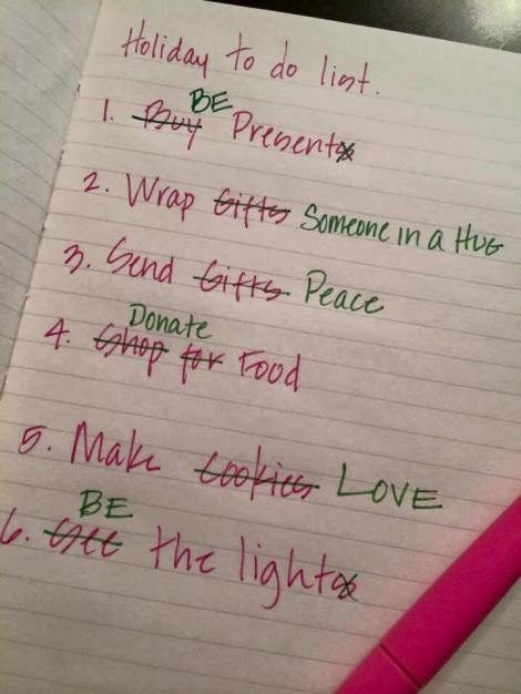A BETTER To-Do List, Photo Courtesy of The Mankind Project