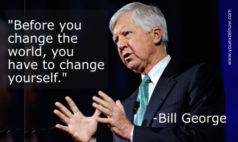 bill george quote
