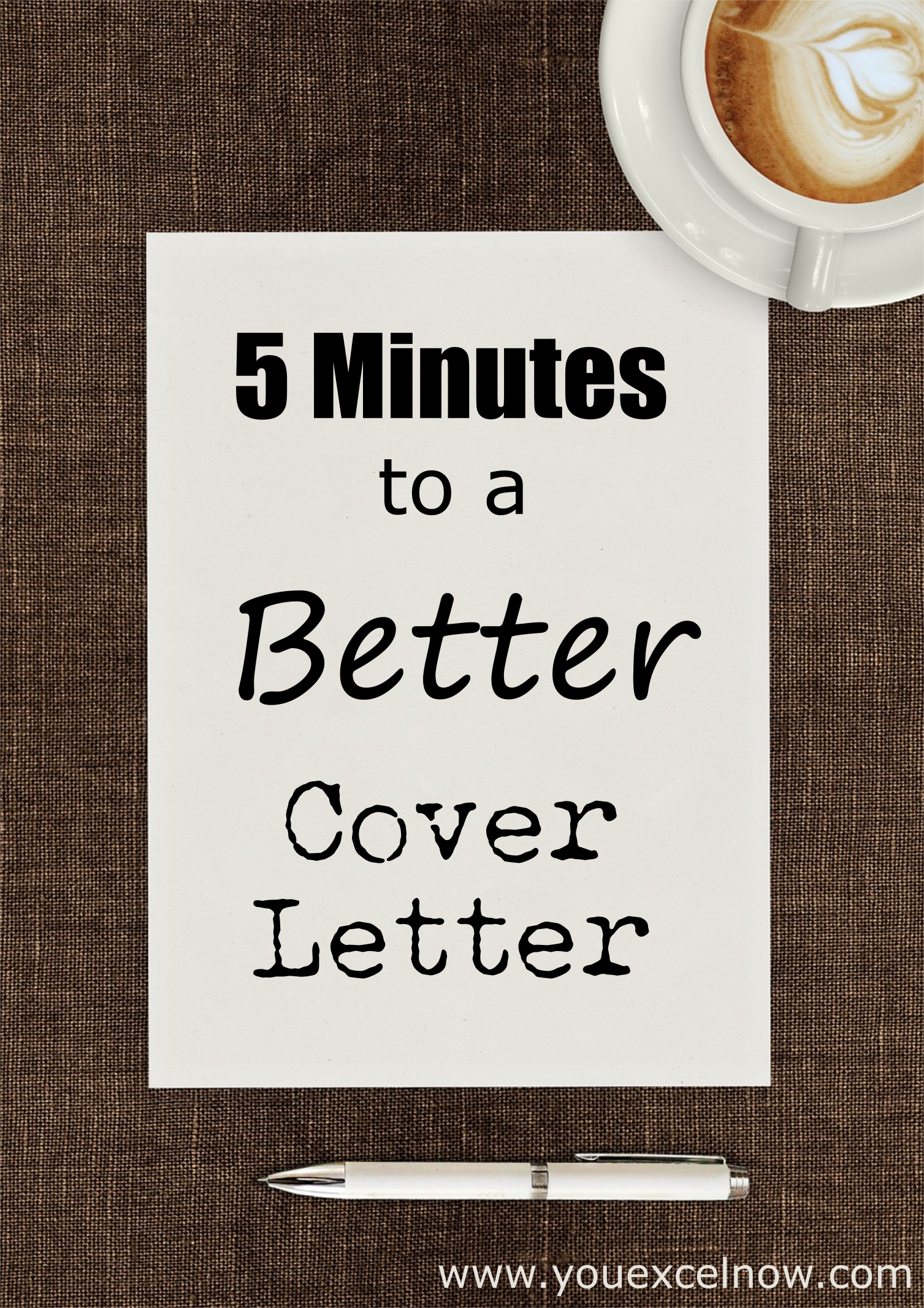 5 Minutes to a Better Cover Letter2
