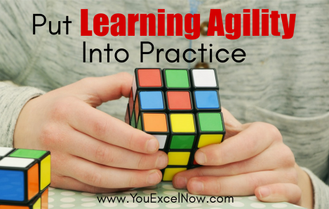 Put learning agility into practice