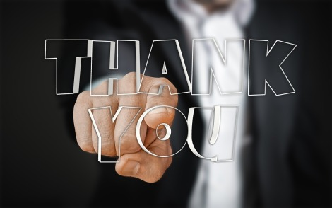 The wrong way to say thank you