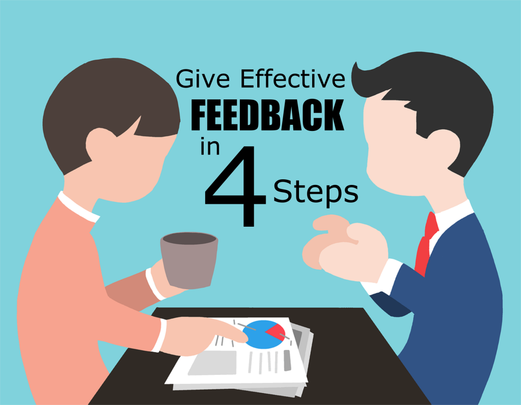 Effective feedback with D4 Model